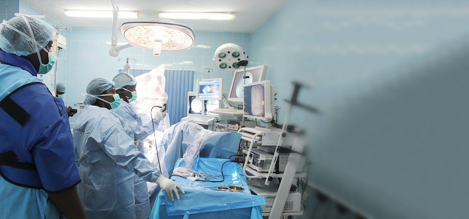 Kelina Surgical Aid Foundation